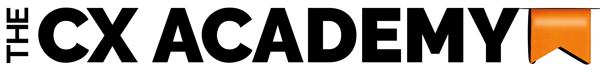 O logotipo da Academia CX HORIZONTAL RIBBONTAL 01 1