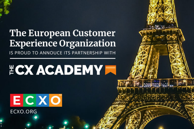 Read more about the article ECXO partners with The CX Academy