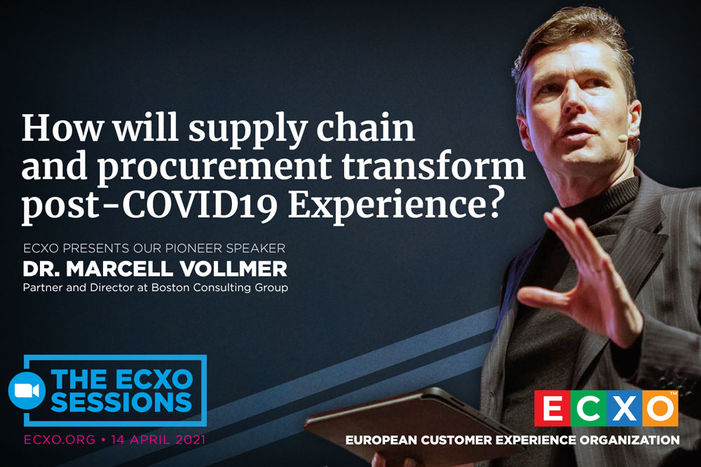 Read more about the article Dr. Marcell Vollmer first guest speaker for ECXO announced